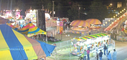 The Clinton County Fair